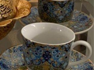Turkish coffe set