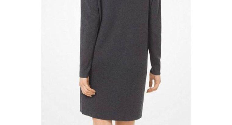Michael Kors Turtleneck Dress
