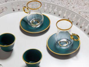 فناجين قهوه وشاي